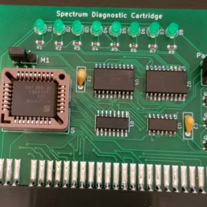 ZX Spectrum Diagnostic board