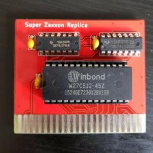 Super Zaxxon Replica Cart