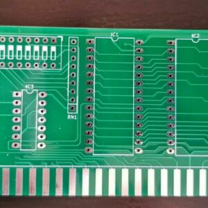VIC-20 35k memory expansion PCB
