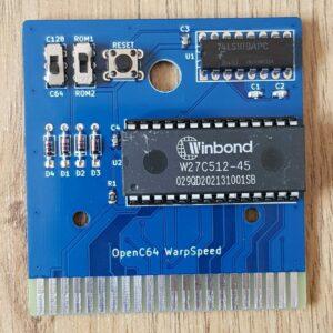 WarpSpeed Cartridge