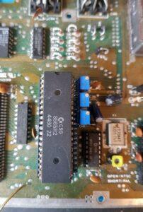 LumaFix64 with chip