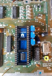 LumaFix64 installed
