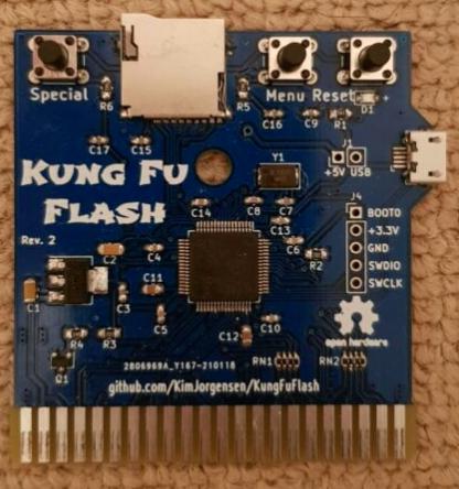 Kung Fu Flash